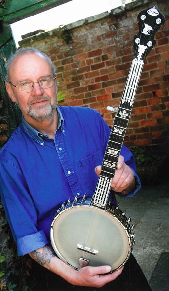 100th griffin banjo