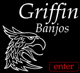 griffin banjos james bowen